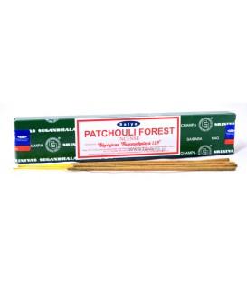 Kadzidła orientalne Satya, PATCHOULI FOREST, 15g