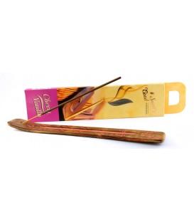 Kadzidła z podstawką Cherry Vanilla 15g Smell's Good - Wiśniowa wanilia