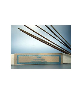 Root-Chakra Incense Nimi Premium, 15 sticks