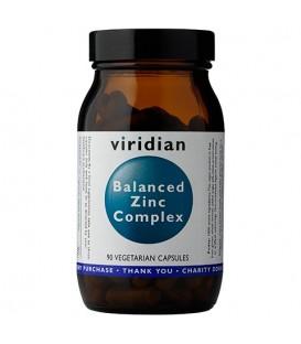 Cynk Complex (90 kapsułek) suplement diety Viridian