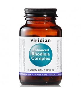 Enhanced Rhodiola Complex (30 kapsułek) suplement diety Viridian