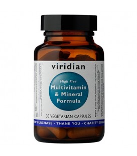 High Five Multivit & Mineral Formula (30 kapsułek) suplement diety Viridian