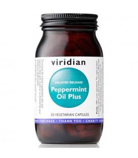 Peppermint Oil Plus DR (30 kapsułek) suplement diety Viridian