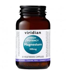 Magnez 300mg (30 kapsułek) suplement diety Viridian