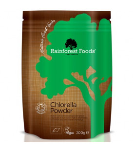 CHLORELLA BIO ( 200g) Rainforest Foods