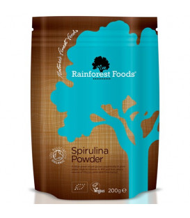 SPIRULINA BIO  (200g) Rainforest Foods