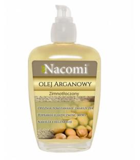 Olej arganowy z pompką  50 ml Nacomi
