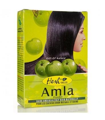 Amla Puder do Włosów 100g Hesh