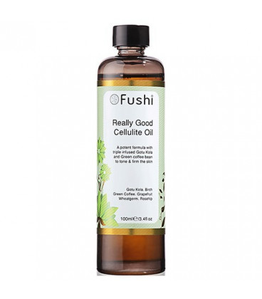 Really Good Cellulite Oil 100ml - olejek antycellulitowy FUSHI