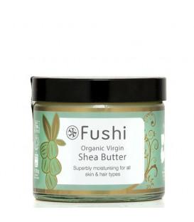 Shea Butter BIO (Unrefined) 250g FUSHI