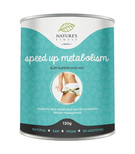 Speed Up Metabolism supermix 130g NutrisSlim