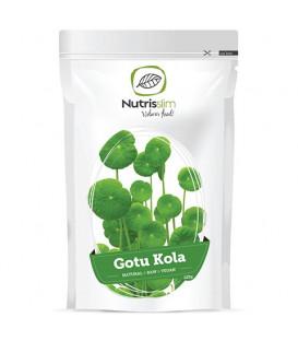 Gotu Kola Powder (wąkrota azjatycka) 125g NutrisSlim