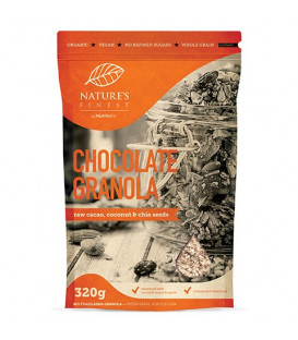 Bio Chocolate Granola 320g NutrisSlim