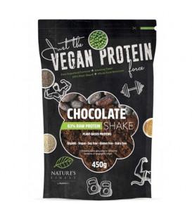 Bio Koktajl białkowy (63%) z czekoladą 450g NutrisSlim
