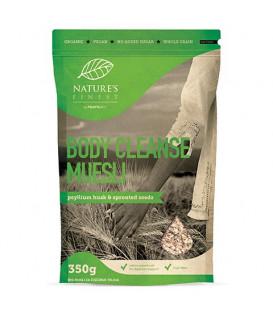 Bio Body Cleanse Muesli 350g NutrisSlim