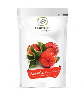 Bio Acerola w proszku 60g NutrisSlim