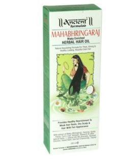 Olejek do włosów Mahabringraj 200ml Hesh