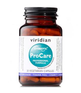 Synbiotic ProCare (30 kapsułek) suplement diety Viridian