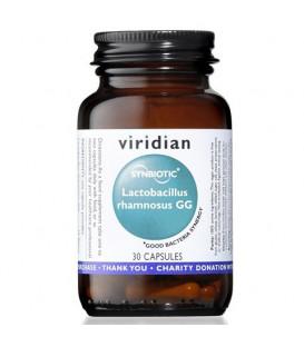 Synbiotic Lactobacillus Rhamnosus GG ( 30 kapsułek) suplement diety Viridian