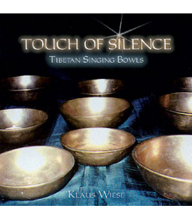 Touch of Silence - Klaus Wiese CD