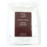 Naturalna Henna do włosów Indyjska BURGUND 100g Soil &Earth