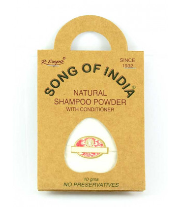 Szampon Podróżny w saszetce KAMASUTRA, 10g Song of India