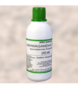 Olej Ajurwedyjski Ashwagandha Thailam, 250 ml Sree Sankara