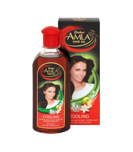 Dabur Amla Hair Oil Cooling 200ml - UK