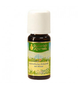 Ayurvedic Herbal Mint Oil Maharishi, 10 ml