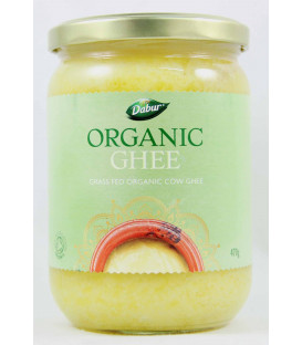 Dabur Organic Ghee 470gm-UK-T