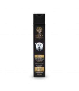 Żel pod prysznic dla mężczyzn Biały Niedźwiedź 250 ml NATURA SIBERICA