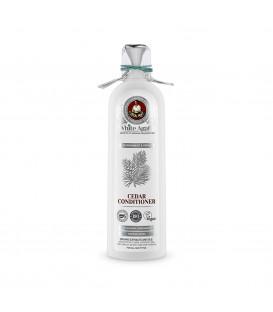 Odżywka brzozowa do wszystkich rodzajów włosów 280 ml BABUSZKA AGAFIA
