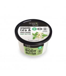 Masło do ciała Biała Herbata 250 ml
