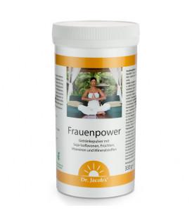 Suplement diety dla Kobiet - Women Power - napój odżywczy w proszku, 333g Dr. Jacobs