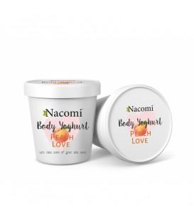 Jogurt do ciała - soczysta brzoskwinia 180ml Nacomi