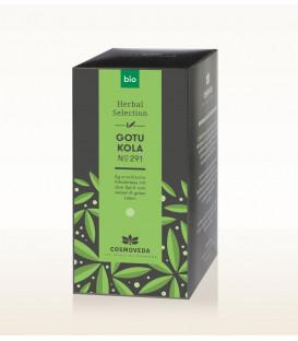 BIO Herbata Gotu Kola 20 saszetek x 1,8g Cosmoveda