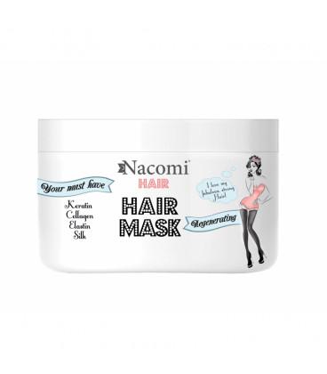 Maska odżywczo-regenerująca  NOWOŚĆ 200 ml Nacomi