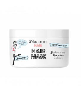 Maska wygładzająco - nawilżająca  NOWOŚĆ 200 ml Nacomi