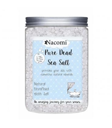 Sól z Morza Martwego - Czysta  1400 g Nacomi