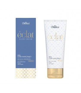 LBE L'biotica Eclat Glow Cream Krem do twarzy Ultra Nawilżający 50ml