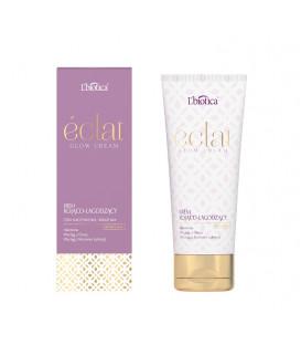LBE L'biotica Eclat Glow Cream Krem do twarzy Kojąco-łagodzący 50ml