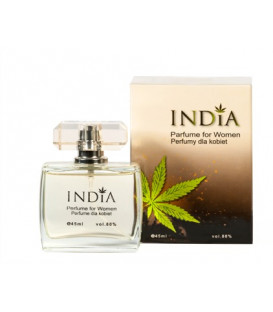 """Perfumy dla kobiet o zapachu """"konopi"""" 45 ml India"""