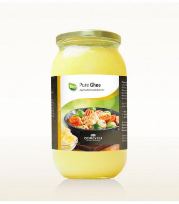 Masło klarowane Ghee ORGANICZNE 900g Cosmoveda