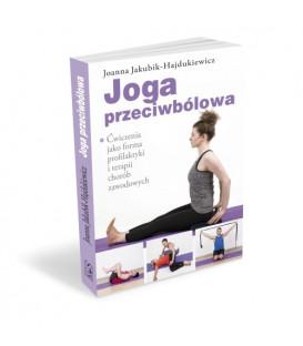 """Książka """"Joga przeciwbólowa"""" (wyd. 2018)"""