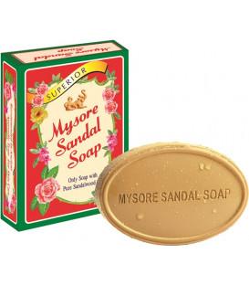 Mydło Sandałowe MYSORE SOAP SANDALWOOD 150g