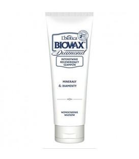 LBGS BIOVAX DIAMOND Minerały Diamenty szampon 200 ml wzmocnienie L'biotica
