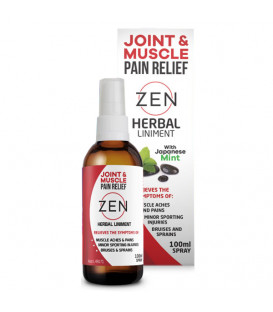 Zen Zen Herbal Massage Liniment 100ml
