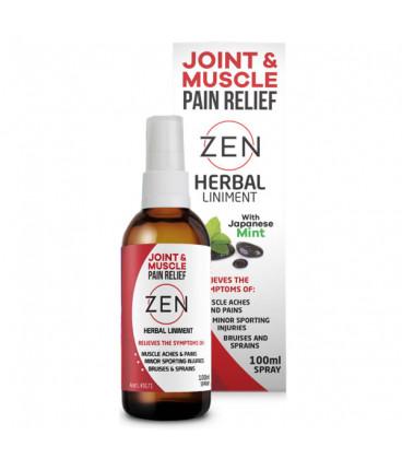Zen Zen Herbal Massage Liniment 100ml