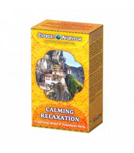 Herbata tybetańska Calming Relaxation - BHUTAN susz 100g Everest Ayurveda