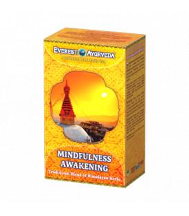 Herbata Tybetańska Mindfulness Awakening - Poranna energia 100g susz Everest Ayurveda
